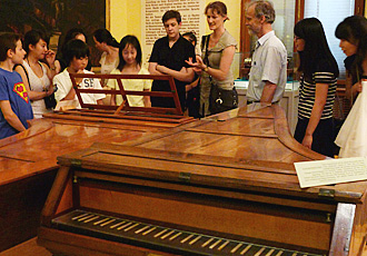 Museum of History of Art in Vienna, Fortepiano